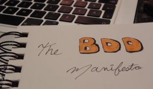 BDD Manifesto
